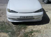 Manual Hyundai 1996 for rent - Amman
