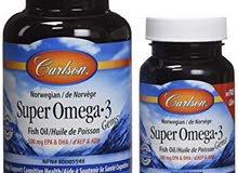فيتامين اوميغا 3 omega اميغا زيت السمك