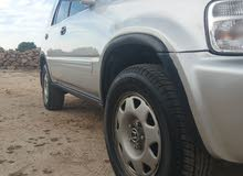Automatic Silver Honda 2000 for sale