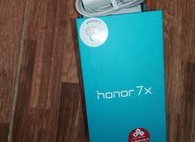 جهاز هواوي هونور اكس 7 للبدل ع هواوي واي9 2019 مع دفع فرقية