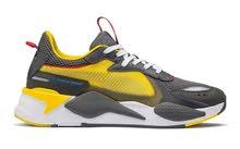 3 original boots size 45 (adidas boost,puma RS_X,Nike zoom pegasus)
