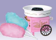 عمل الحلوى القطنيه بالمنزل الاصليه شعر البنات