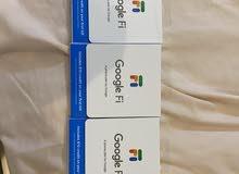 بطاقات google fi