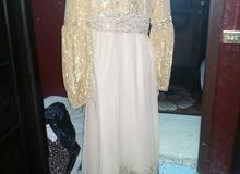 فستان حفلات حجم كبير موديل جديد