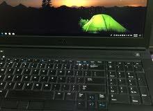 لابتوبات Dell M6800 كارت شاشه 4g GDDR5 256bit