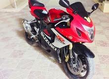 Buy a Suzuki motorbike made in 2005