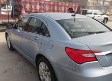 Automatic Blue Chrysler 2012 for sale