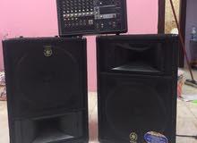جهاز DJ. نظيف واستعمال خفيف لايوجد به اي عطل شبه جديد بسعر 3800 قابل للتفاوض