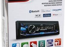 أوديو JVC USB AUX RADIO مع بلوتوث
