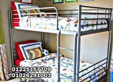 سرير دورين للبيع حديد الشحن لجميع المحافظات