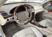 Automatic Mercedes Benz E 200 2004