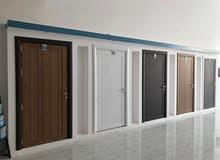 أبواب wpc فيبر