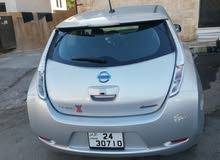 Nissan Leaf 2015 For sale - Grey color