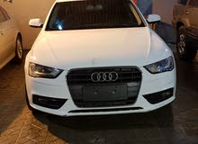 Used condition Audi A4 2013 with 90,000 - 99,999 km mileage