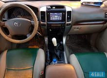 Automatic Green Toyota 2003 for sale