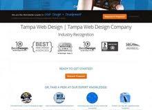 مطور ومصمم مواقع ويب خبير