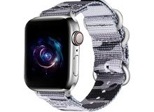 (حزام ساعة ابل )nylon applwatch strap