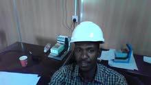 مهندس جيولوجي خبرة جيده في الأعمال المدنية والمحاسبة