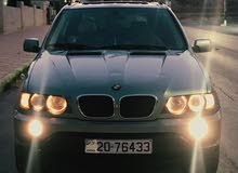30,000 - 39,999 km BMW X5 2002 for sale