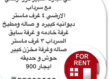 excellent finishing palace for rent in Mubarak Al-Kabeer city - Al-Qurain
