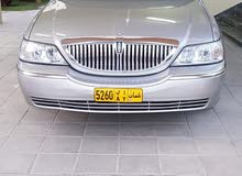 Gasoline Fuel/Power   Lincoln Town Car 2011