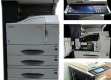 صيانة الالات تصوير مستندات - وقطع غيار واحبار