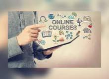 تعليم اللغة الإنجليزية والمحادثات والمراسلات التجارية  عن بعد