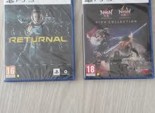 PS5 cds for sale