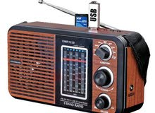 راديو حديث بشكل كلاسيكي بعدة ميزات رائعةVintage inspired radio with modern apps