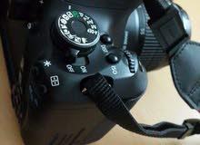 Canon 600D مستعمل جديد شتر اقل من 10 الاف