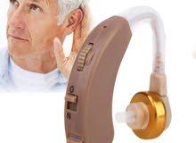 سماعات كبار السن لمساعده على السمع بصوره جيده