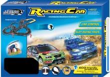 JJ Super Fast Car Racing Track Game