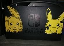 nintendo switch pokemon let's go pikachu edition