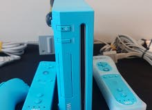 Modified Nintendo wii with 2 controller + 35 games installed