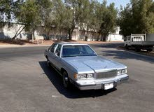 Ford Grand Marquis 1990 (Silver & Blue)
