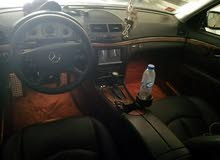 Mercedes-Benz E350 2007 Avantgarde Japan specs with original Amg kit