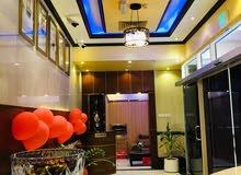 شقة غرفتين مفروشة بموقع متميز قريب من جميع الخدمات