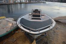 American speedboat