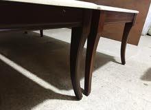 طاولة صالون رخام ايطالي