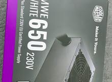 power supply 650W & Motherboard Z490 UD