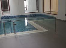 لمحبي الرقي والتميز للايجار فيلا بالفنيطيس بطن وضهر و ارتداد كبير مع حمام سباحة