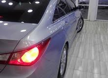 Blue Hyundai Sonata 2012 for sale
