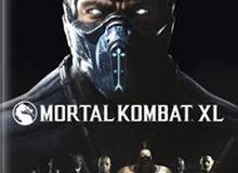 للبيع شريط Mortal kombat XL