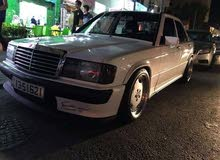 Mercedes Benz E 190 made in 1991 for sale