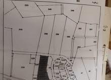 قطعة ارض ذات اطلالة (مرتفعة) رجم الشوك مساحة 611 متر بسعر مغري