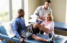 physical therapy  علاج طبيعي