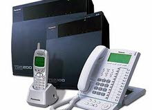 Telephone Pabx system available installation also