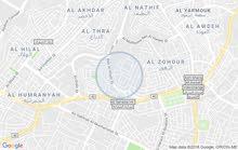 أرض تجاري 1005م للبيع / شارع عبدالله غوشة على شارعين