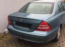 Mercedes Benz C 180 2003 - Tripoli