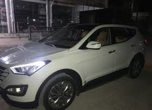 Hyundai Santa Fe made in 2013 for sale
